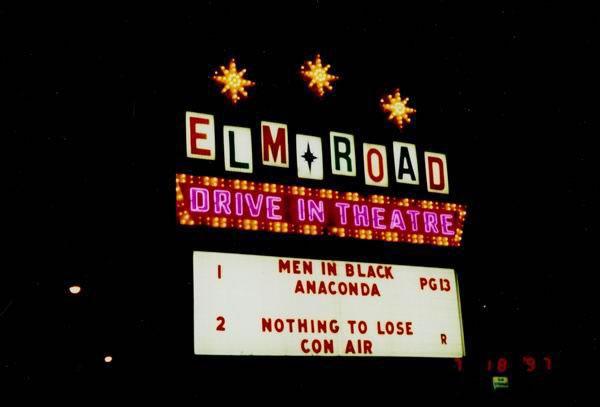 Elm Road Drive In Theatre Photos